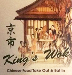 King's Wok - Bridgeport