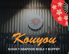 Kouyou Buffet - Margate
