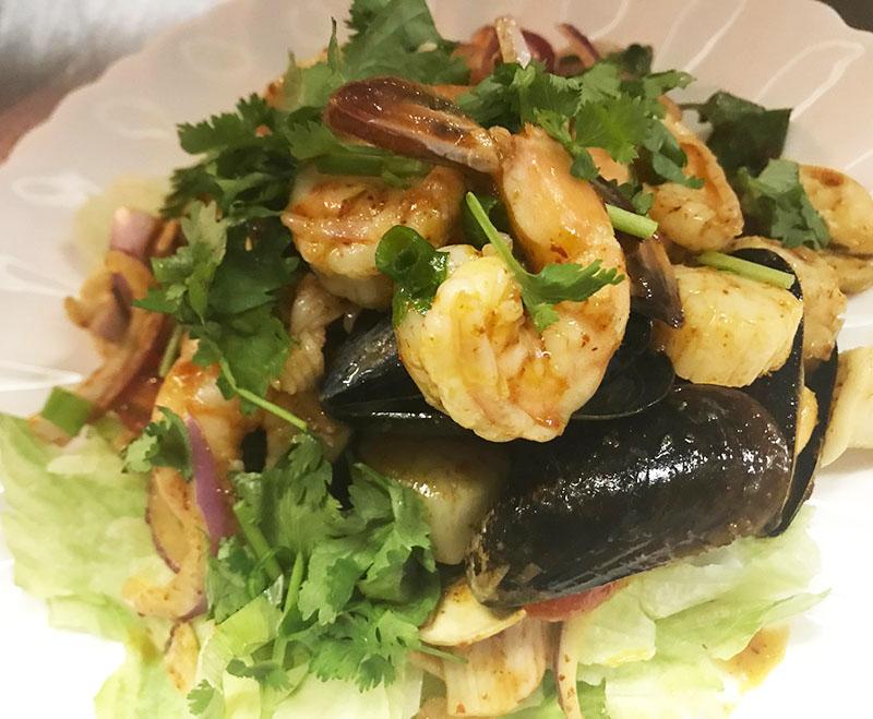 Yum Seafood Image