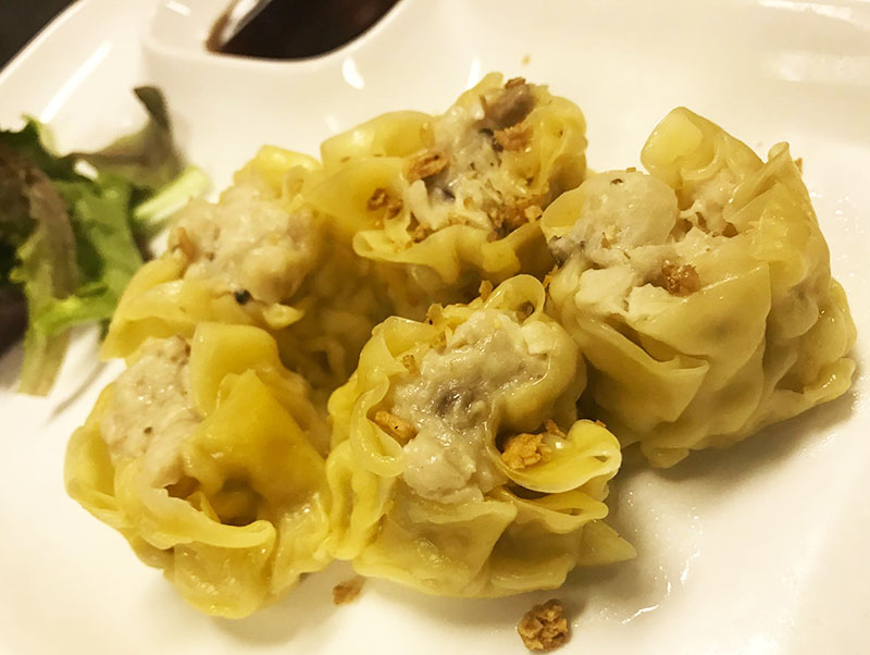 Steamed Thai Dumpling Image