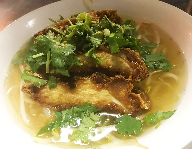 Thai Noodles Soup (Lunch) Image