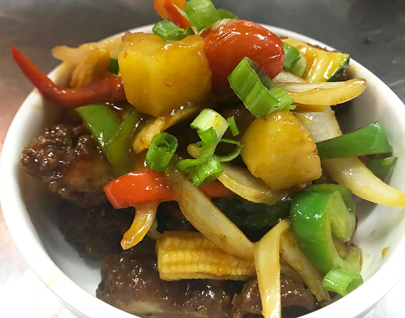 Sweet and Sour (Lunch) Image