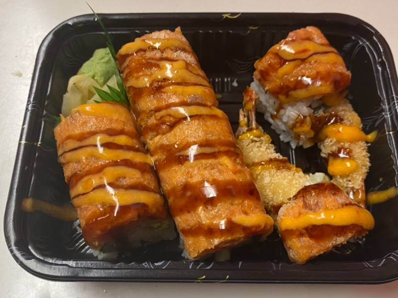 4. Fire Dragon Roll Image