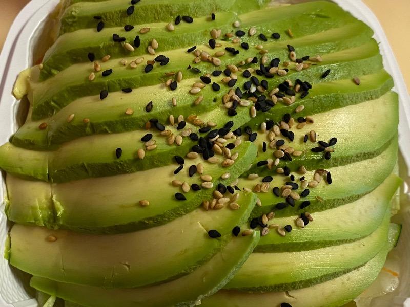 3. Avocado Salad Image