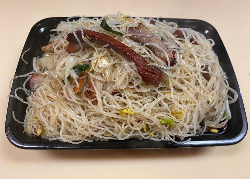 叉烧米粉 Roasted Pork Mei Fun