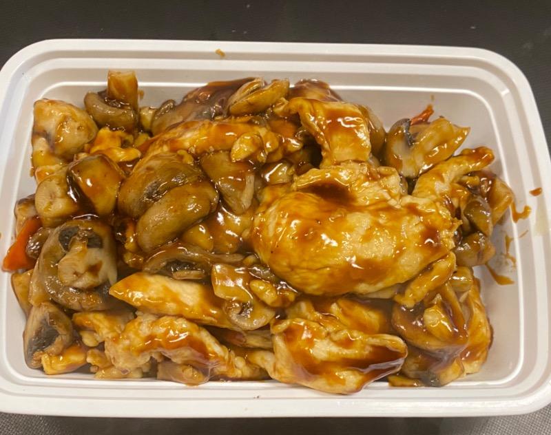 蘑菇鸡 Chicken w. Mushroom Image