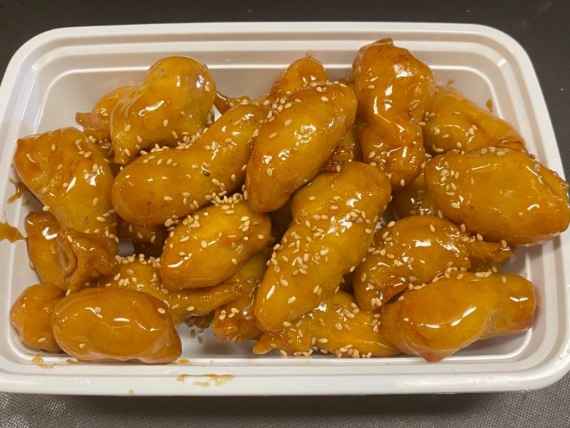 蜜汁鸡 Honey Chicken Image