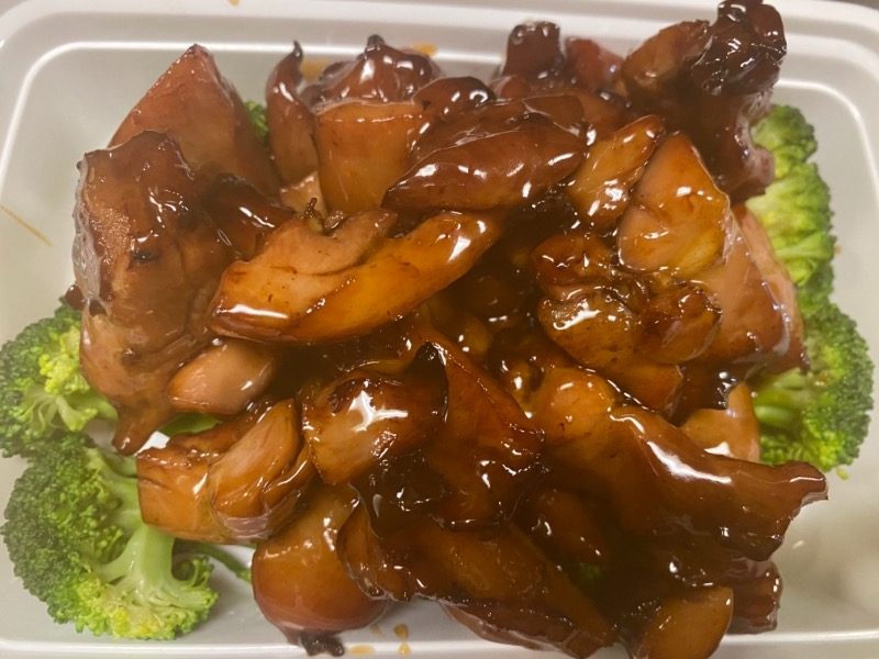 棒棒鸡 Bourbon Chicken Image