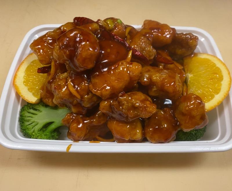 陈皮鸡 Orange Chicken Image
