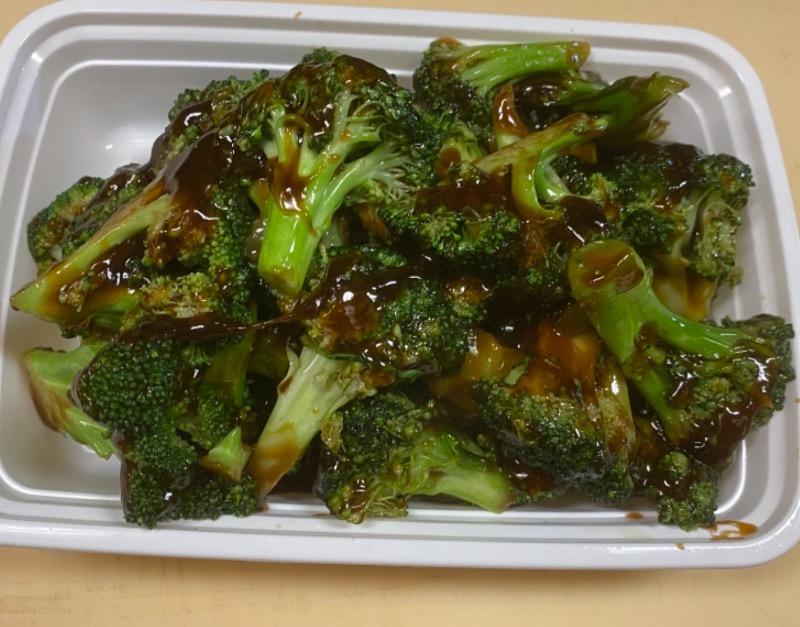 炒芥兰 Sauteed Broccoli Image