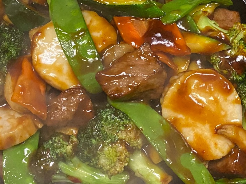 干贝牛排 Scallop & Steak Kew Image