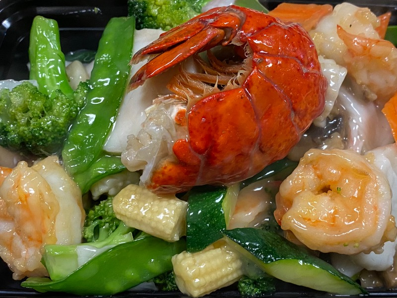 海鲜大会 Seafood Delight Image