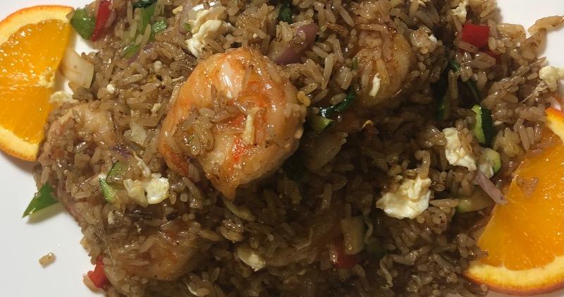 泰式炒饭 Thai Fried Rice