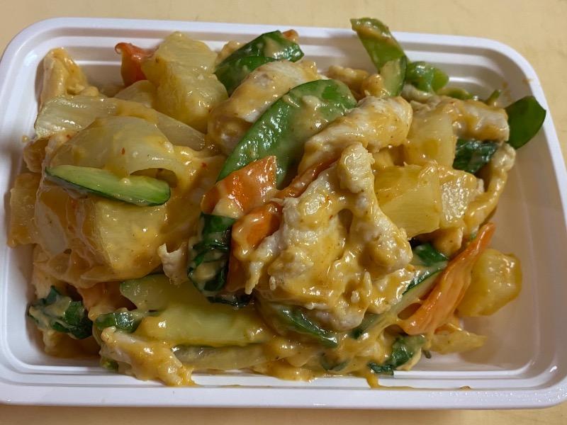 凤梨鸡 Pineapple Chicken Image