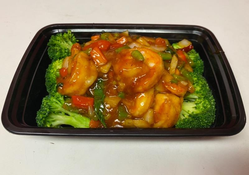 泰式辣椒虾 Thai Chili Shrimp