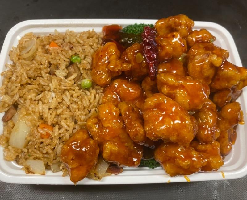 左宗鸡 General Tso's Chicken