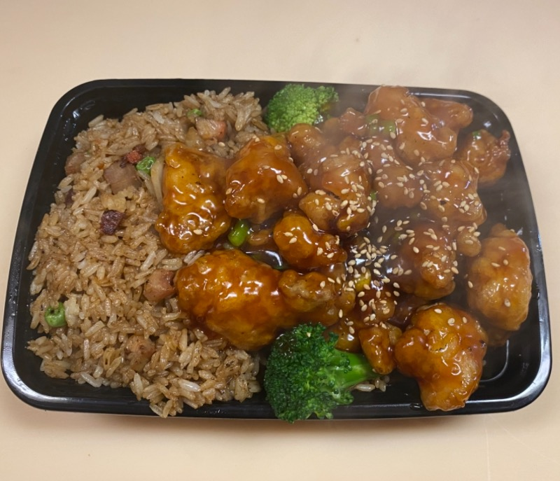 芝麻鸡 Sesame Chicken Image