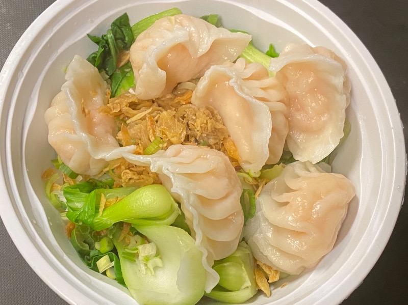 虾饺面汤 Shrimp Dumpling Noodle Soup Image