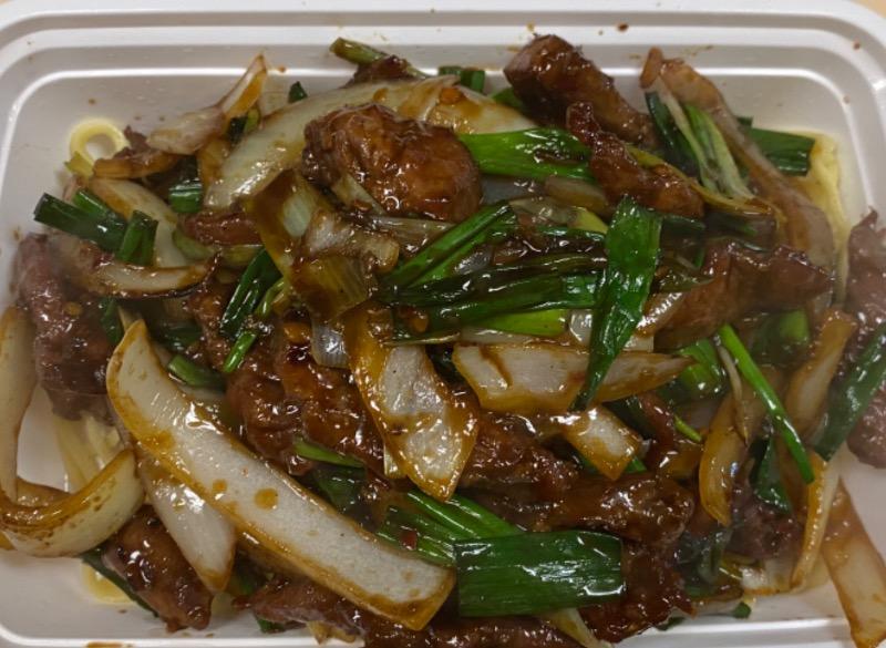 蒙古牛 Mongolian Beef Image