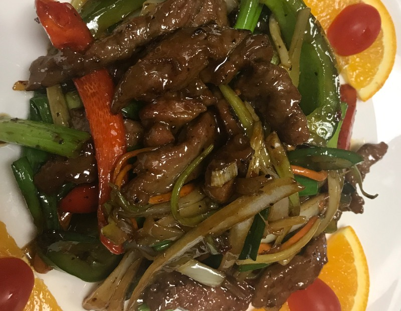 香辣牛丝 Hot & Spicy Shredded Beef Image