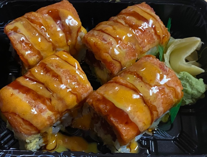2. Crazy Tuna Roll Image