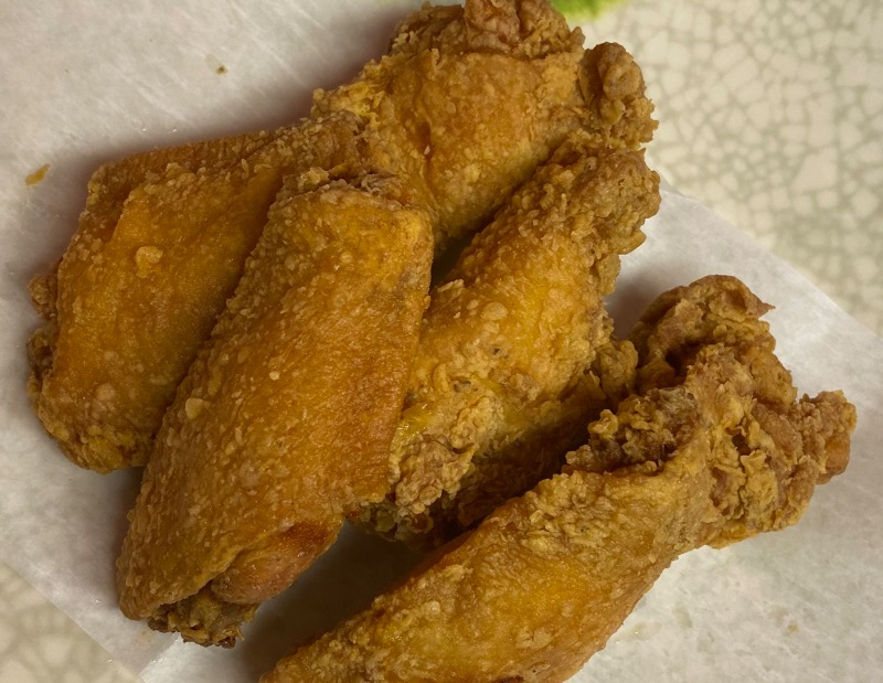 炸鸡翅 Fried Chicken Wing (cut 1/2, 6 pcs) Image