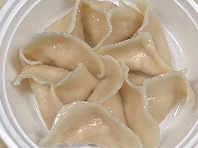 蒸鸡饺 Steamed Chicken Dumpling (6) Image