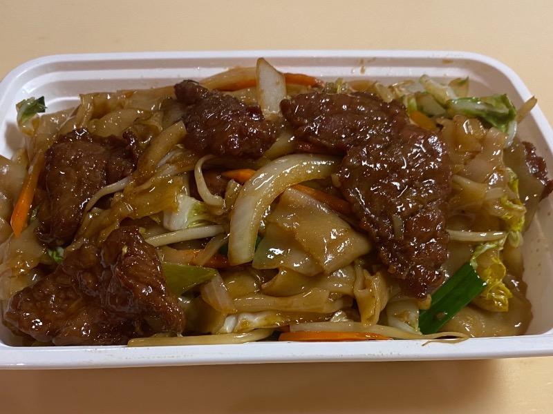牛河粉 Beef Chow Fun