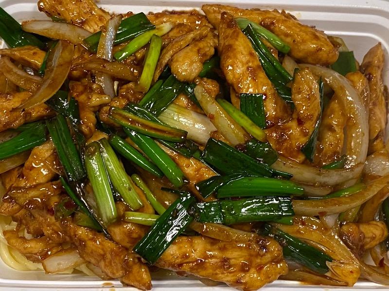 蒙古鸡 Mongolian Chicken