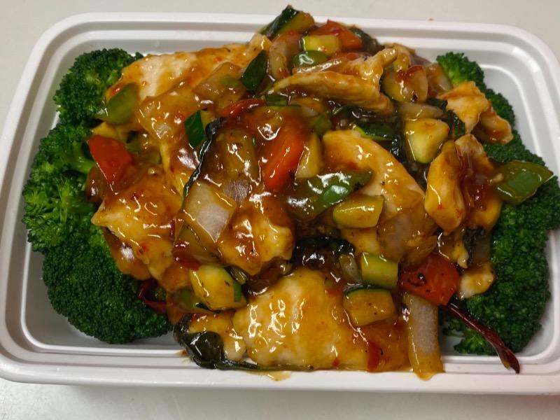 泰式辣椒鸡 Thai Chili Chicken Image