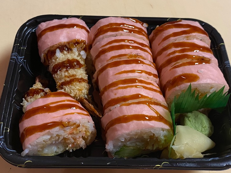 10. Pink Lady Roll