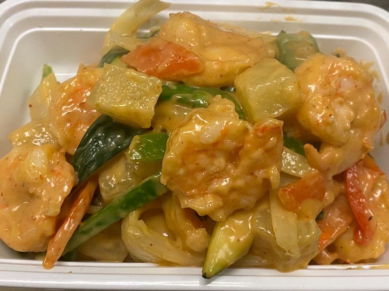 凤梨虾 Pineapple Shrimp Image