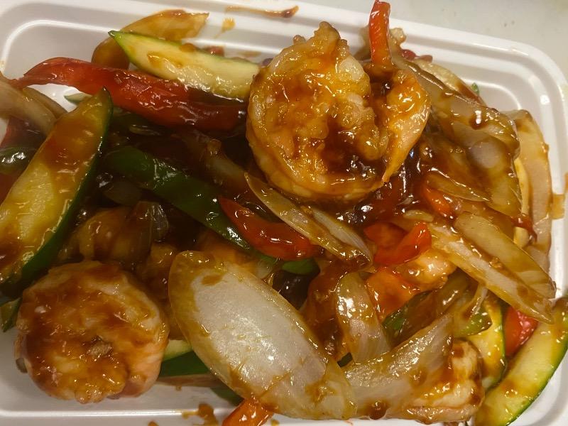 鲜酱是拉差虾 Hoisin Sriracha Shrimp Image