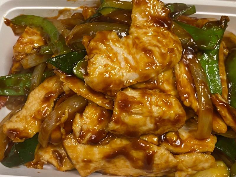 鲜酱是拉差鸡 Hoisin Sriracha Chicken Image
