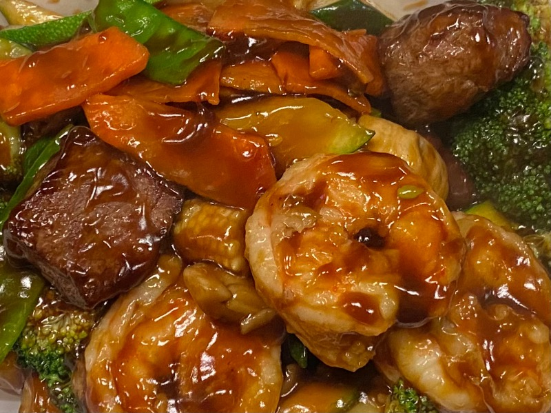 虾牛排 Shrimp & Steak Kew Image