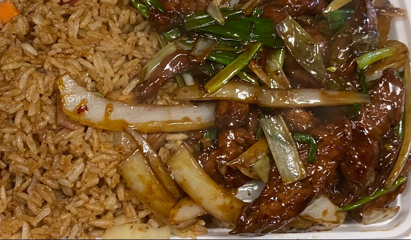 蒙古牛 Mongolian Beef