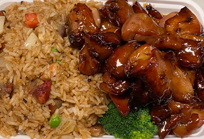 棒棒鸡 Bourbon Chicken Image