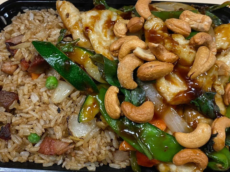 泰式腰果鸡 Thai Cashew Nut Chicken Image
