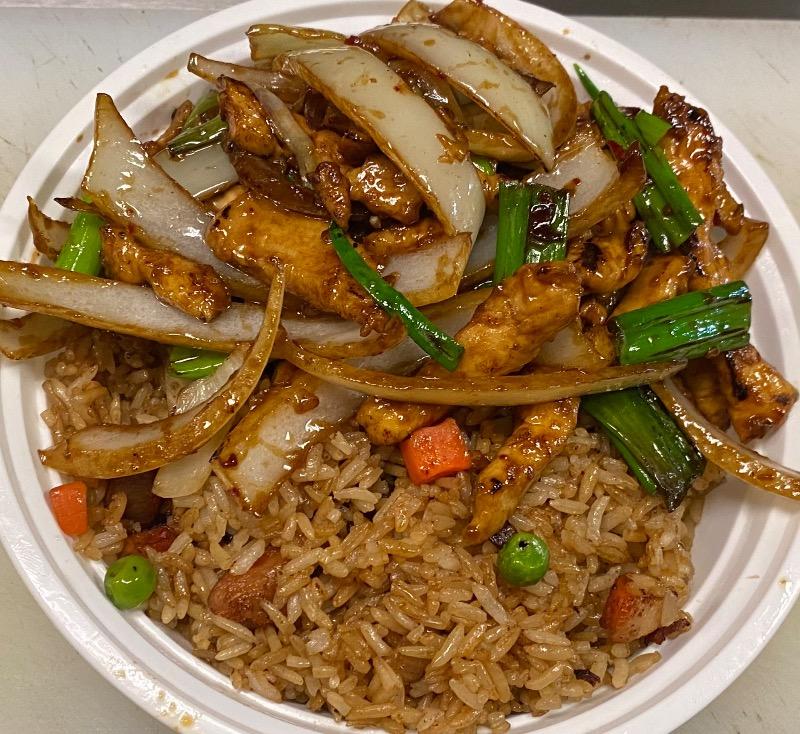 蒙古鸡 Mongolian Chicken Image