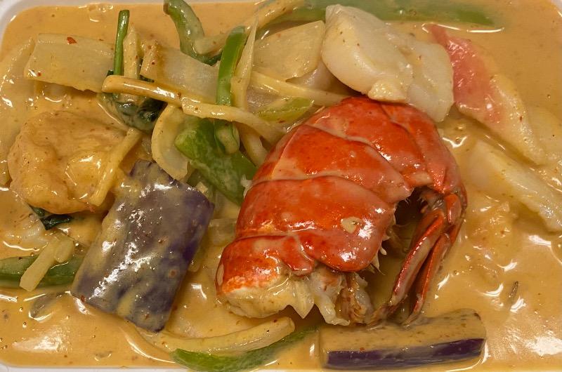 帕楠咖哩 Panang Curry