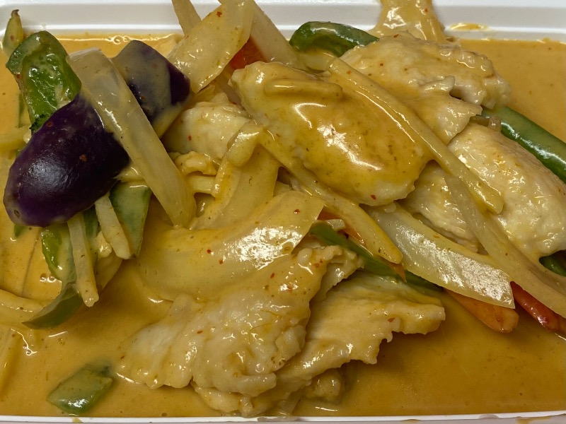 黄咖喱 Yellow Curry Image