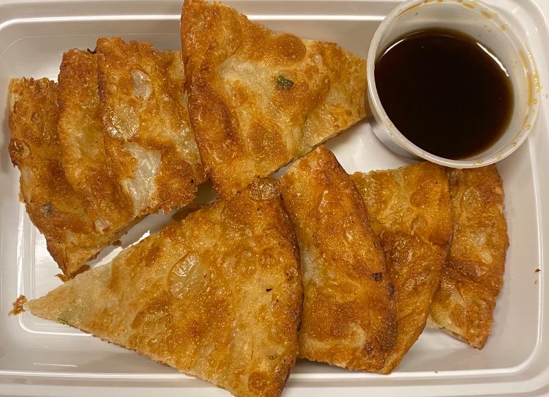 葱油饼 Scallion Pancake