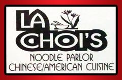 La Choi's Noodle Parlor - Clearfield