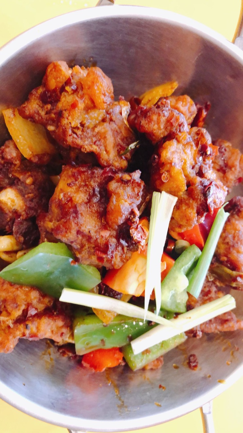 Griddle Cooked Spare Ribs 干锅排骨 Image