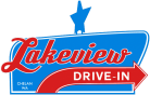 lakeviewdrivein Home Logo
