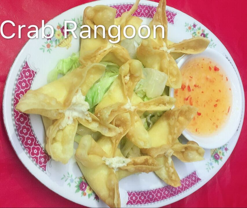 Crab Rangoon (6)