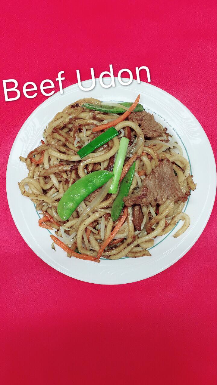Beef Udon Image