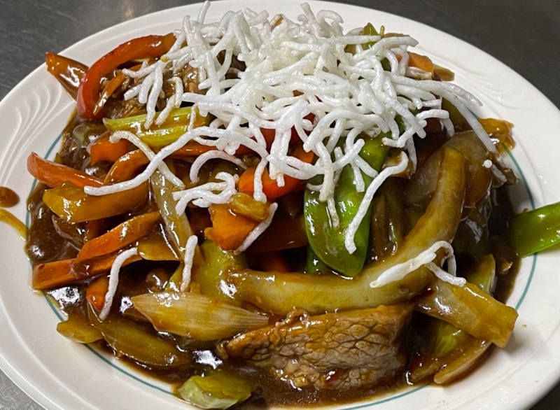 Mongolian Spicy Beef