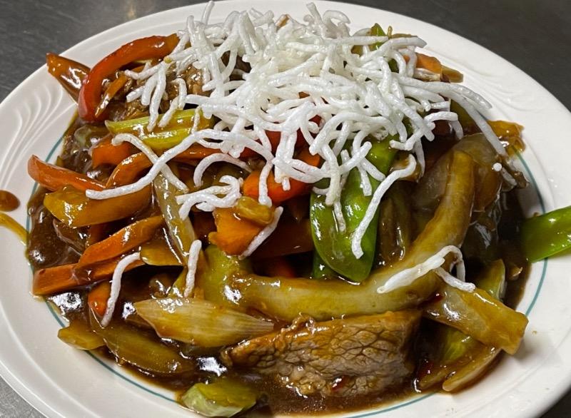 Mongolian Spicy Beef Image