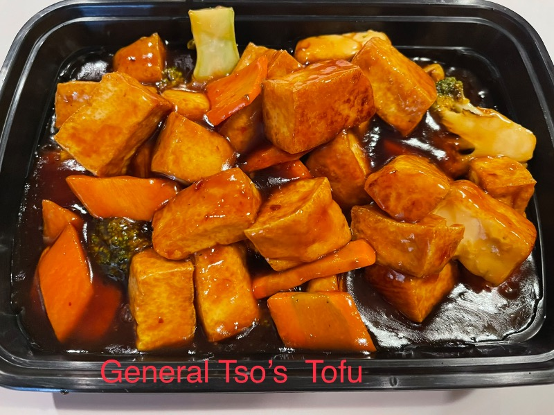 General Tso's Tofu Image